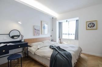 3-5万60平米公寓现代简约风格卧室装修案例