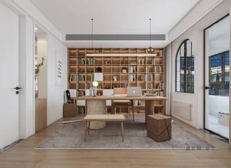 经济型130平米四室两厅欧式风格书房设计图