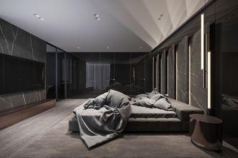 110平米工业风风格卧室装修案例