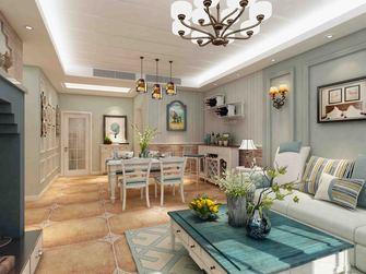 20万以上140平米四地中海风格餐厅欣赏图