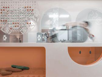 120平米三田园风格客厅设计图