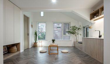 20万以上130平米三室两厅日式风格书房设计图