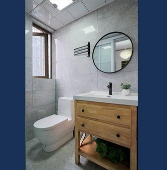 120平米三室一厅轻奢风格卫生间装修效果图