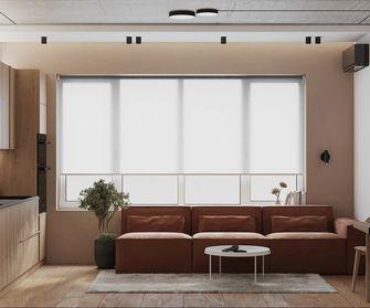 3-5万50平米小户型现代简约风格客厅装修效果图