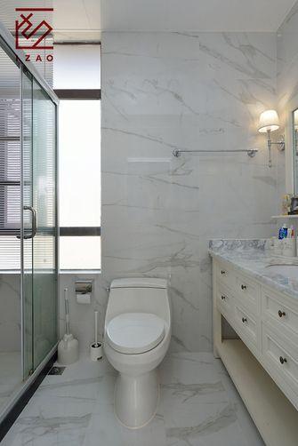 豪华型140平米别墅美式风格卫生间图片