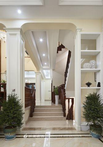 豪华型140平米别墅欧式风格走廊装修效果图