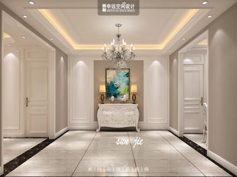 豪华型140平米别墅欧式风格玄关设计图