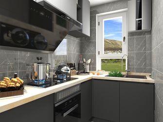 15-20万120平米三室两厅轻奢风格厨房欣赏图