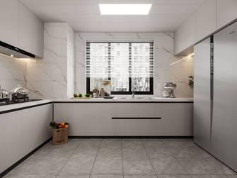 3万以下130平米三轻奢风格厨房图片大全