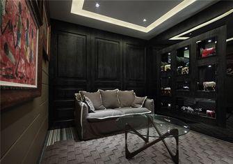 60平米公寓轻奢风格客厅装修效果图