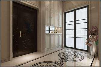 20万以上140平米别墅欧式风格玄关装修图片大全