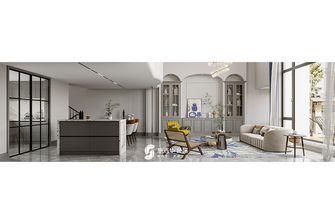 20万以上140平米别墅混搭风格客厅效果图