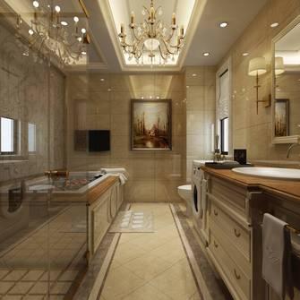 140平米新古典风格卫生间欣赏图