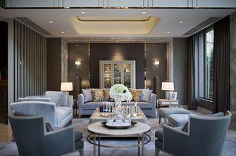 20万以上140平米复式港式风格客厅图