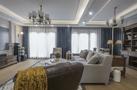 经济型140平米四室一厅美式风格餐厅设计图
