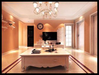 经济型90平米田园风格客厅设计图
