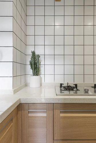 经济型50平米小户型北欧风格厨房欣赏图