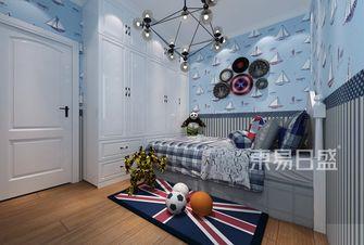 豪华型80平米欧式风格卧室图