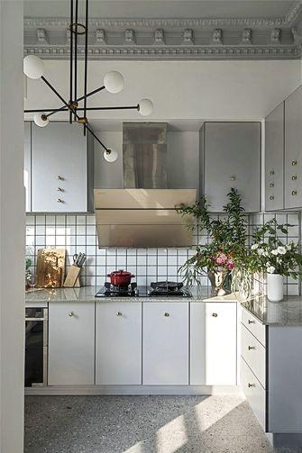 豪华型130平米别墅法式风格厨房图片大全
