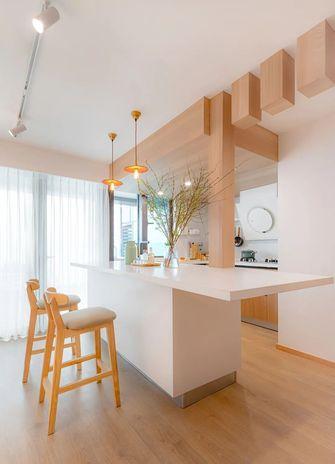 20万以上120平米复式日式风格餐厅效果图
