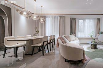一居室现代简约风格客厅图片