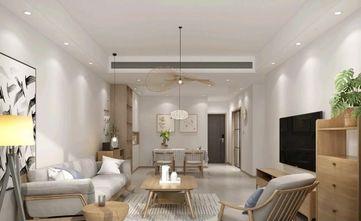 90平米三室三厅日式风格客厅欣赏图