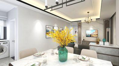 100平米三室一厅中式风格厨房装修图片大全
