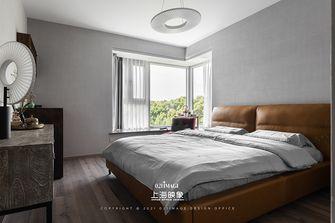 20万以上130平米三室两厅混搭风格卧室装修图片大全