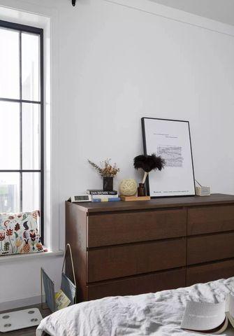 3-5万50平米一室一厅新古典风格卧室设计图