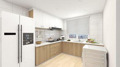 5-10万50平米北欧风格厨房图片