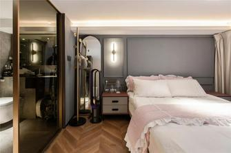 80平米复式现代简约风格阳光房装修效果图