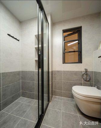 富裕型120平米四现代简约风格卫生间装修案例
