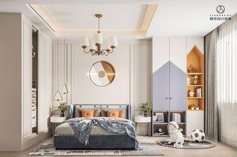 豪华型140平米别墅美式风格青少年房欣赏图