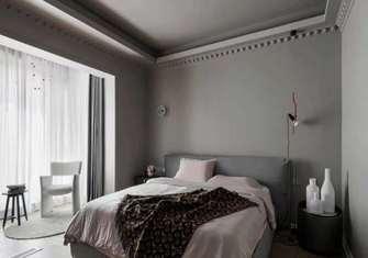 经济型140平米四室两厅法式风格卧室效果图