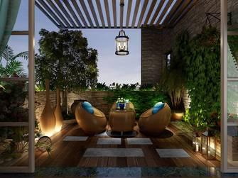20万以上140平米别墅欧式风格阳台图片