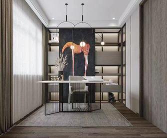 10-15万120平米三室两厅欧式风格书房设计图