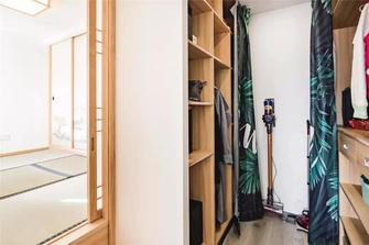 10-15万三室两厅日式风格衣帽间装修案例