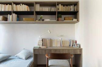 富裕型100平米日式风格书房设计图