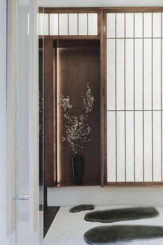 140平米日式风格餐厅图