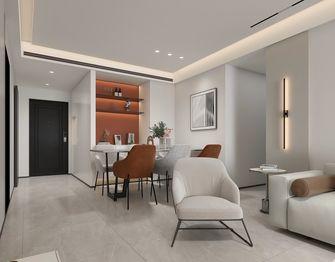 5-10万110平米三室两厅现代简约风格餐厅效果图