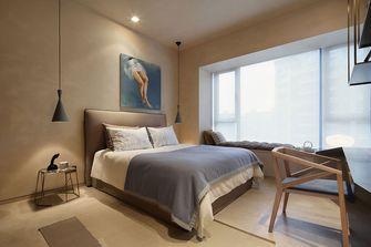 15-20万130平米三室两厅现代简约风格卧室图