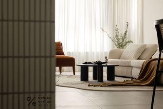 经济型110平米三室两厅混搭风格客厅效果图