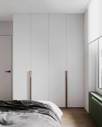 60平米一室一厅欧式风格卧室图