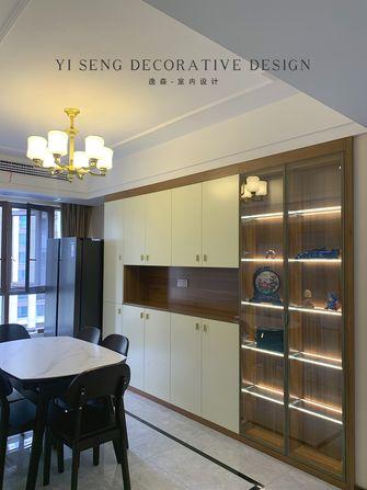 富裕型120平米三中式风格餐厅图片