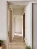 富裕型80平米日式风格走廊效果图