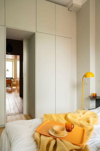 豪华型60平米公寓美式风格卧室图