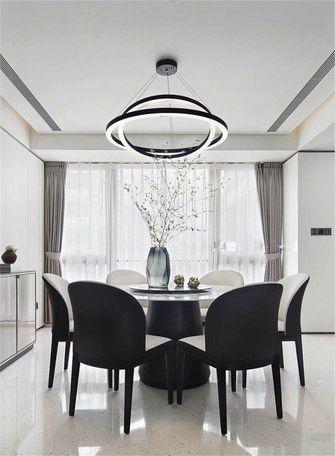 20万以上140平米四中式风格餐厅装修图片大全