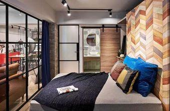 三工业风风格卧室装修效果图