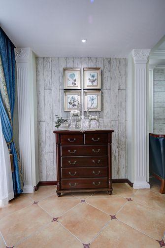 140平米四室四厅美式风格玄关装修案例