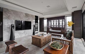 110平米三新古典风格客厅装修案例